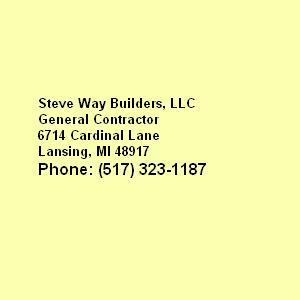 Steve Way Builders