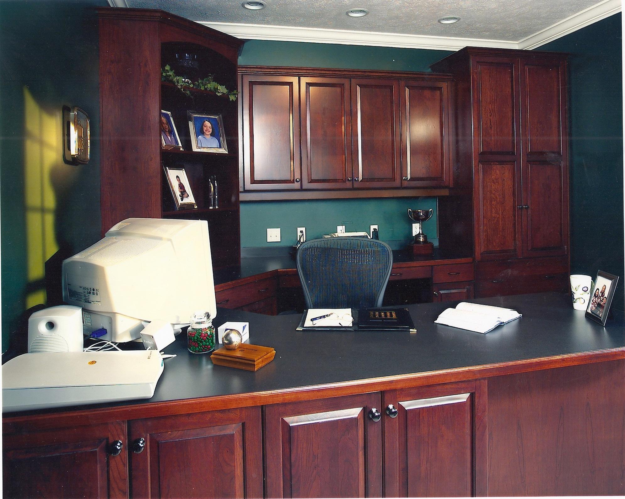 Custom Office Photo