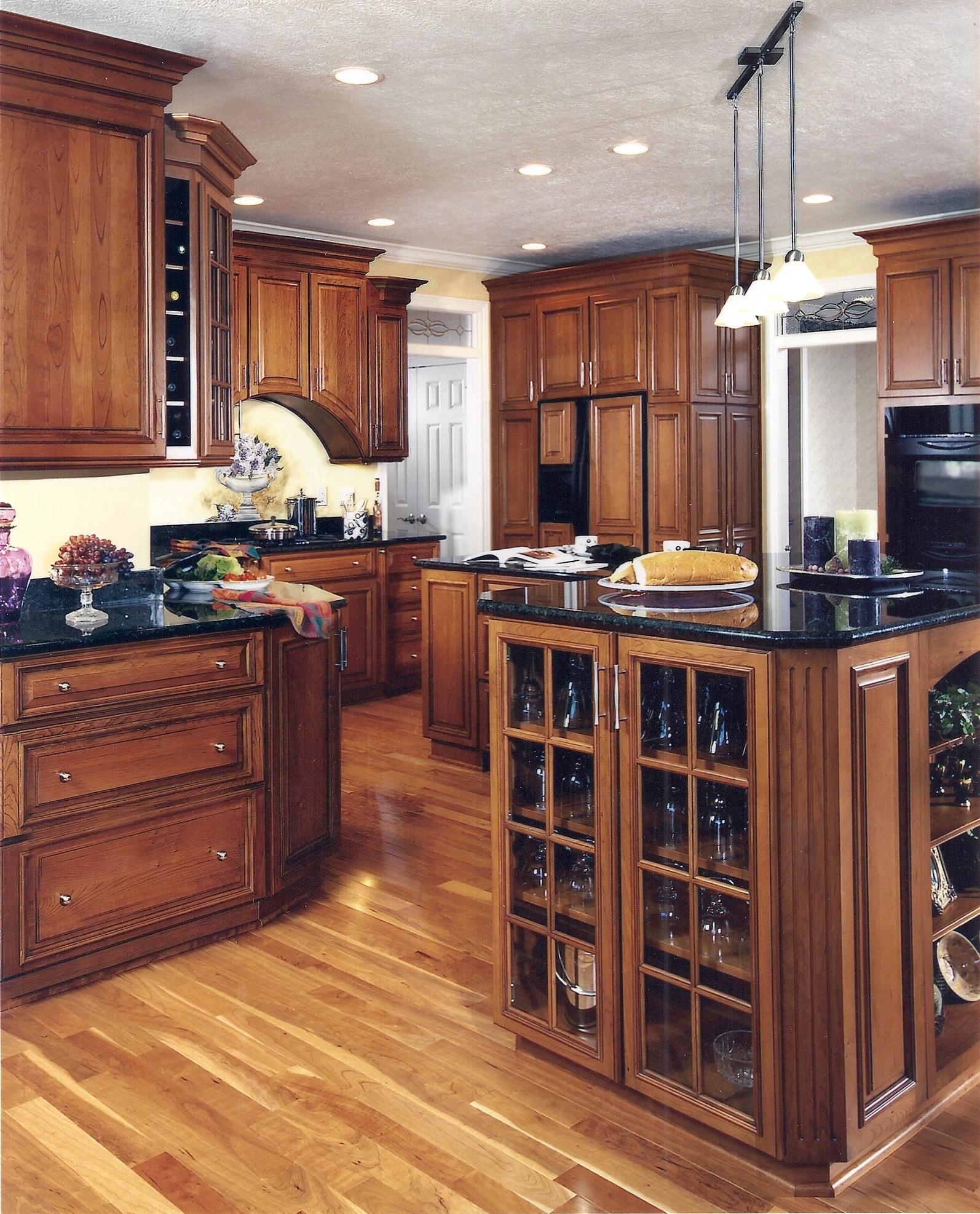 Custom Kitchen Photo