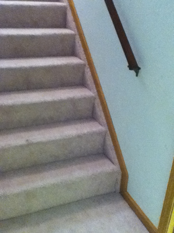 Basement Staircase Moulding