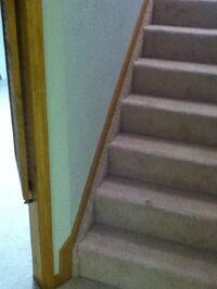 Stair case Base Trim