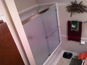 Acrylic Shower Remodel
