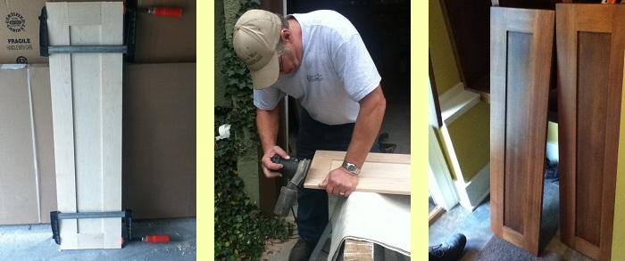 Custom Cabinet Carpentry Doors