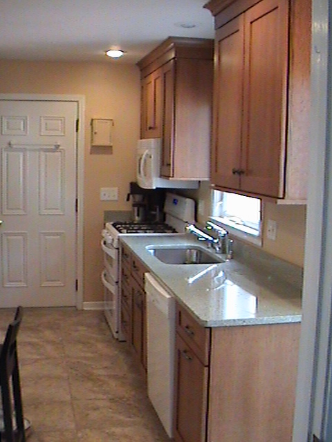 Kitchen Base and Wall Cabinetry