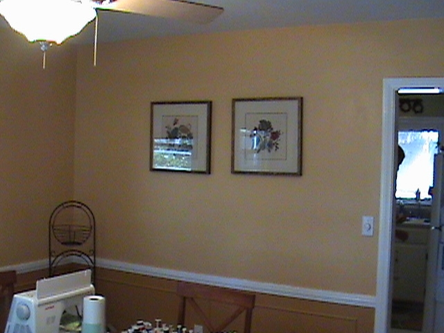 Cased Archway Before Photo