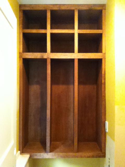 Custom Locker Cabinet System