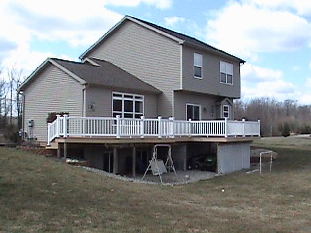 Deck Addition Photo