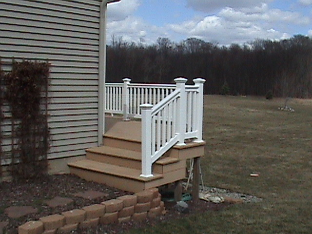 Deck Addition Photo