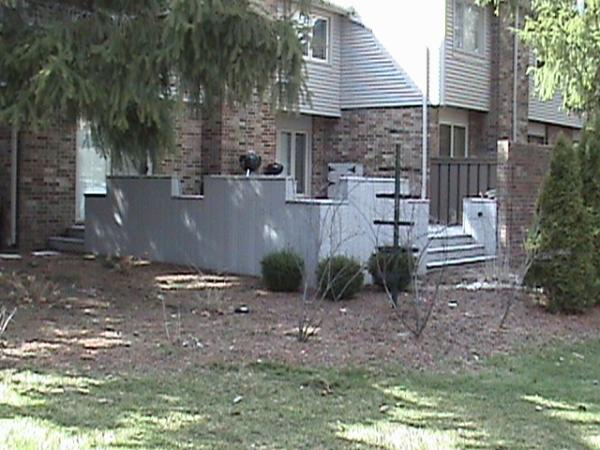 Remodeled Deck Addition