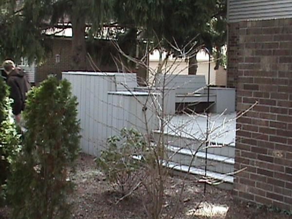Home Deck Addition