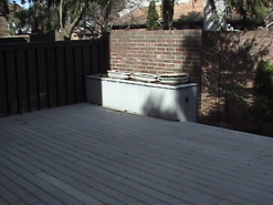 Deck Storage for Custom Deck Additions