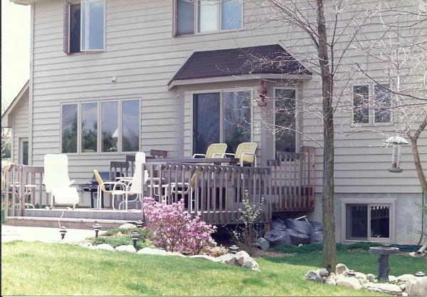 Basic Deck Addition Remodeling