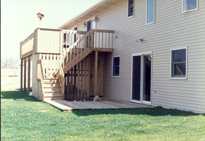 Remodeling Custom Deck Additions