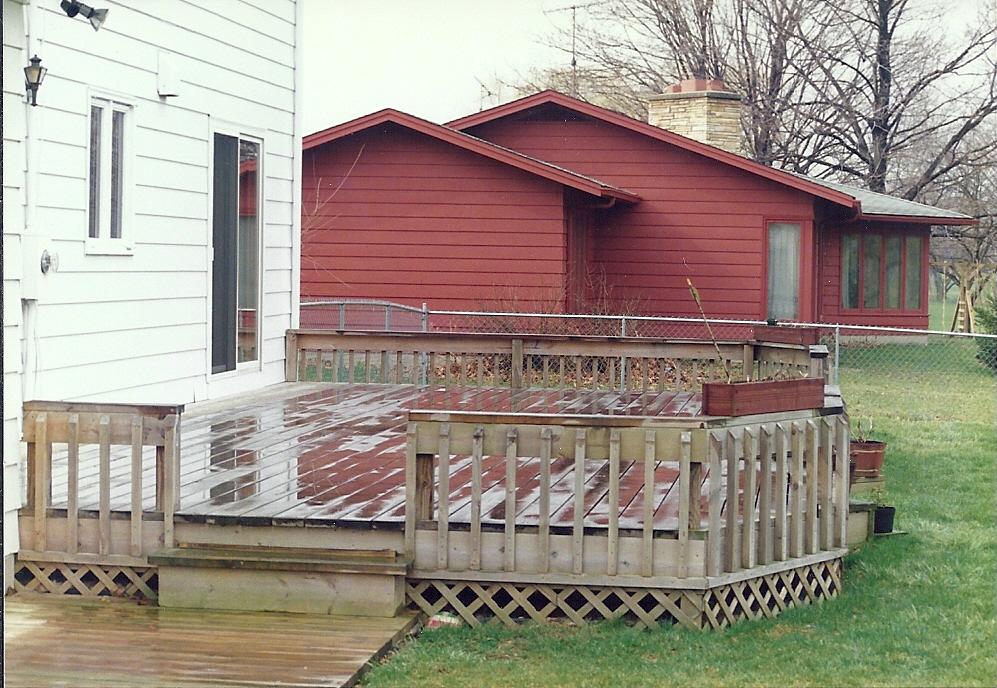 Basic Deck Addition