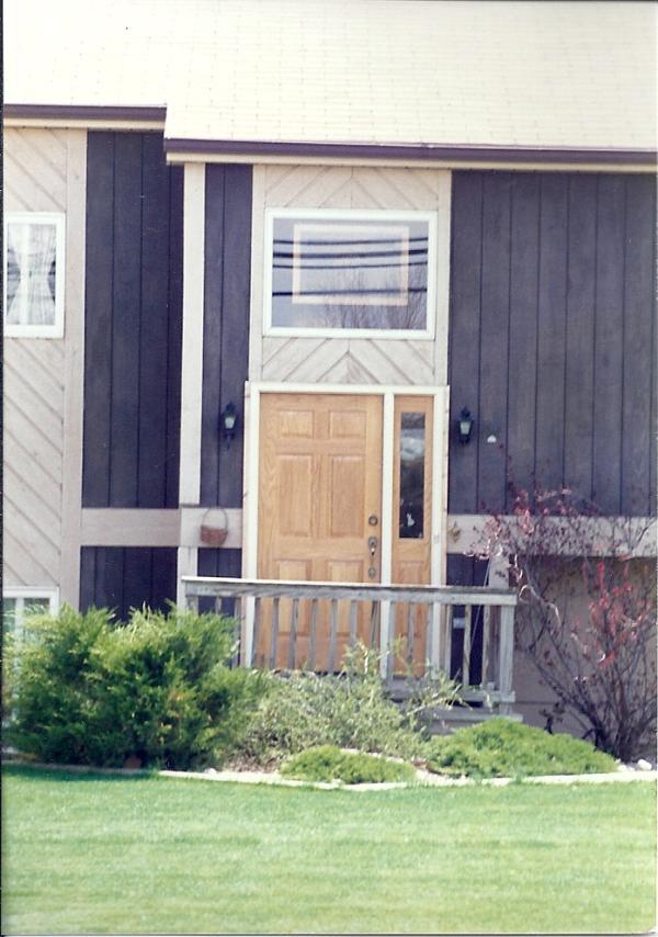 Replacing Front Doors