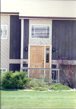 Replacing Front Doors
