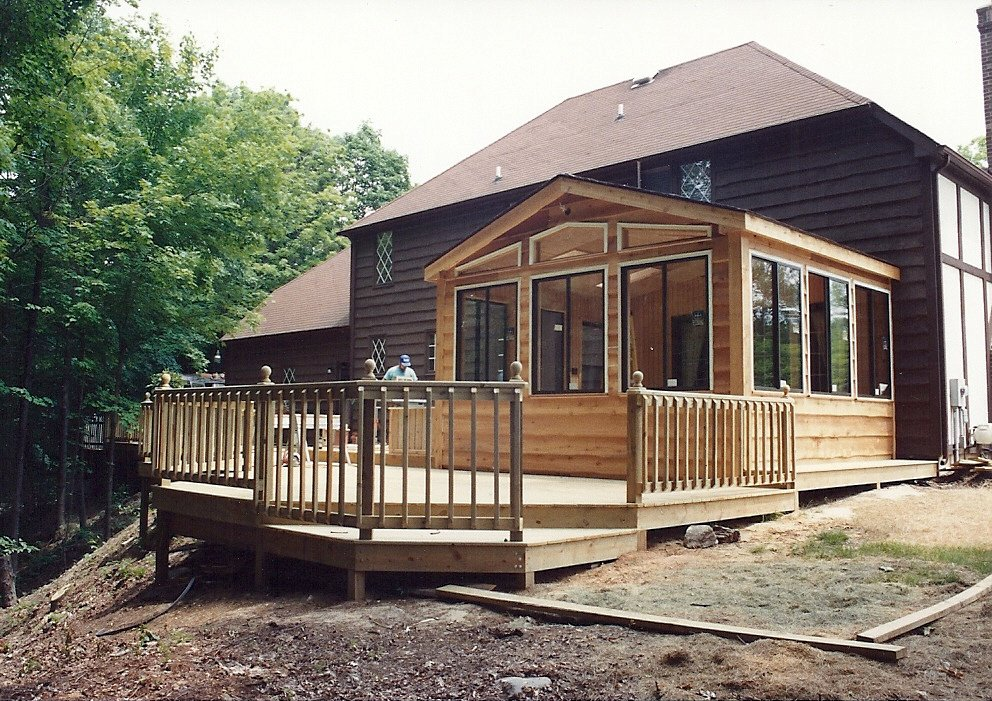 Deck and Home Additions