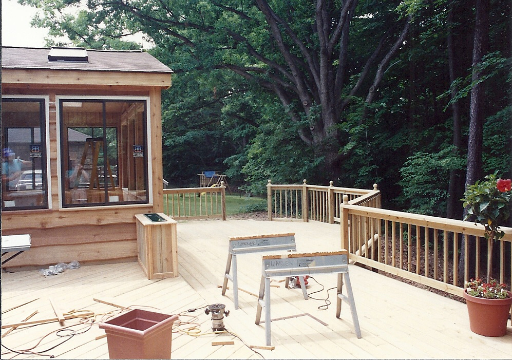 Deck Additions Remodel