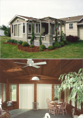 Home addition, home remodeling
