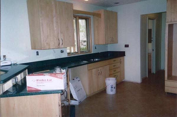 Kitchen Renovation Photo