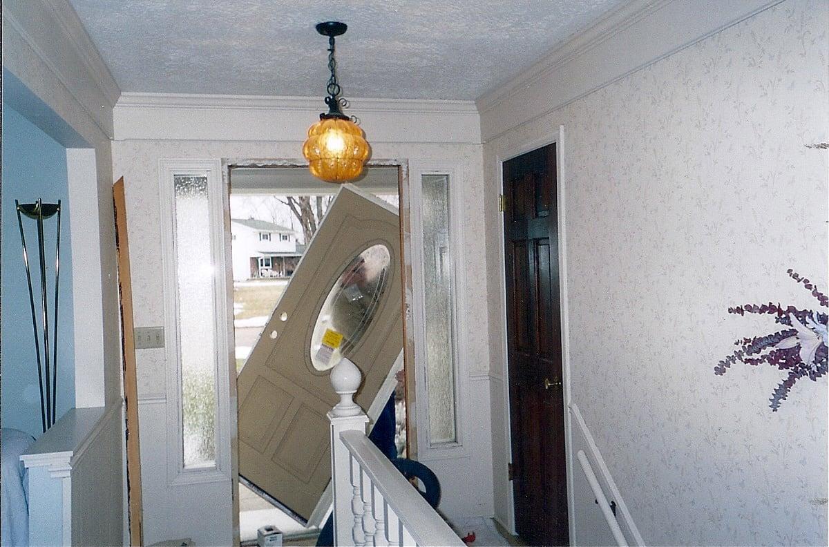 Door Remodeling
