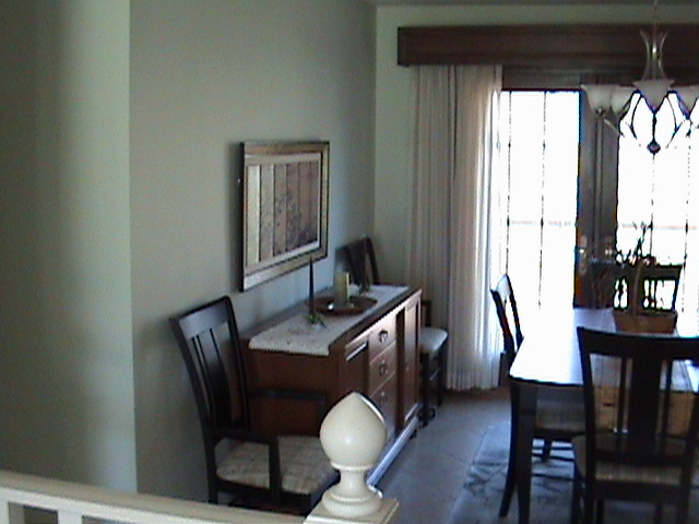 New Dining Room