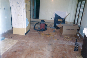 Interior Remodeling Construction