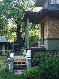 Porch Addition Remodeling