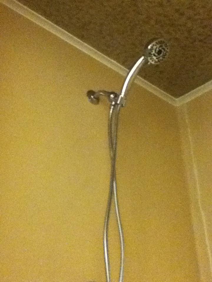 Handheld Shower Unit