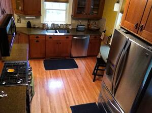 Remodeled Kitchen in East Lansing