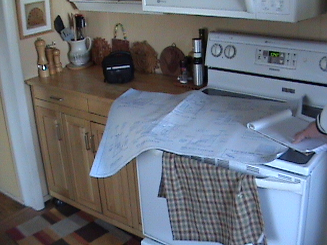 Kitchen Before Remodeling Project