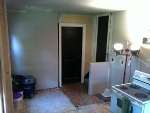 Kitchen Remodeling Drywall