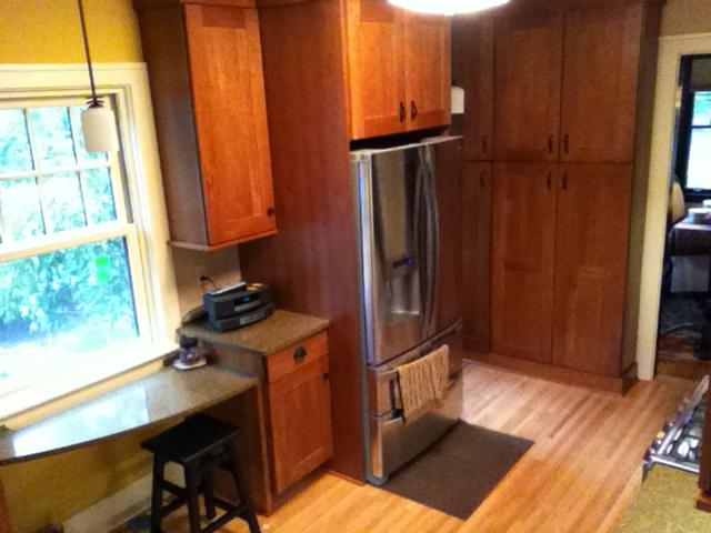 Remodeled Kitchen Cabinets