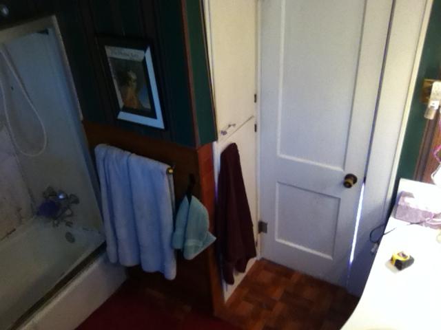 Old Linen Closet
