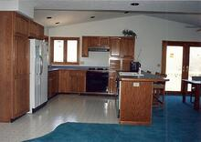 Remodeled Kitchen and Dining Room Addition