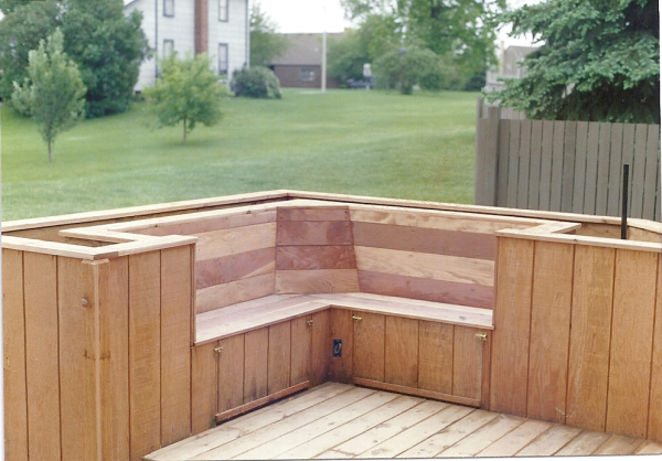custom deck additions