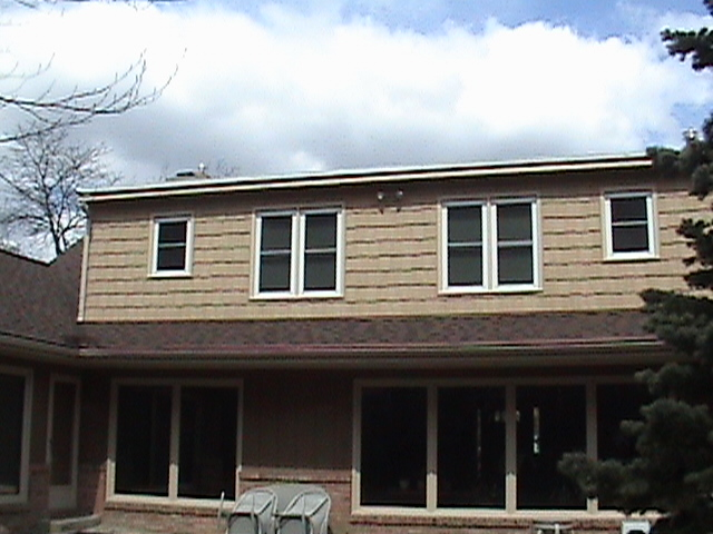 Vinyl Siding Replacement for Home