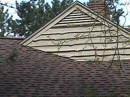 Wood Siding Replacement Photo