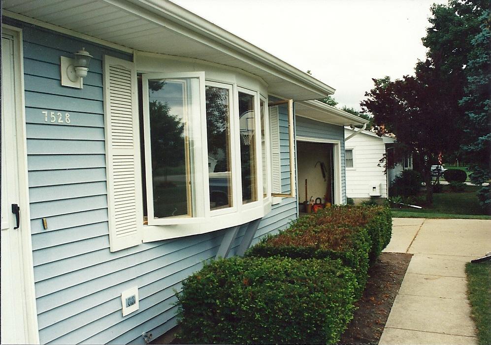 Bay Window Installation
