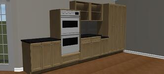 Kitchen Cabinetry 3D Design
